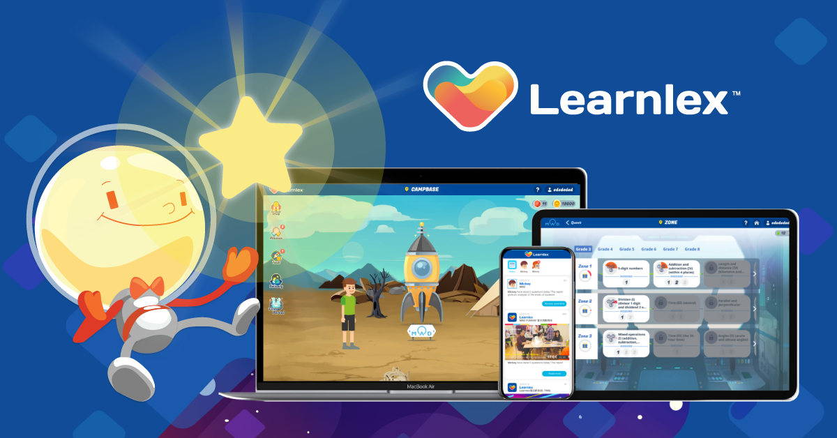 Experience cutting edge online learning with Learnlex