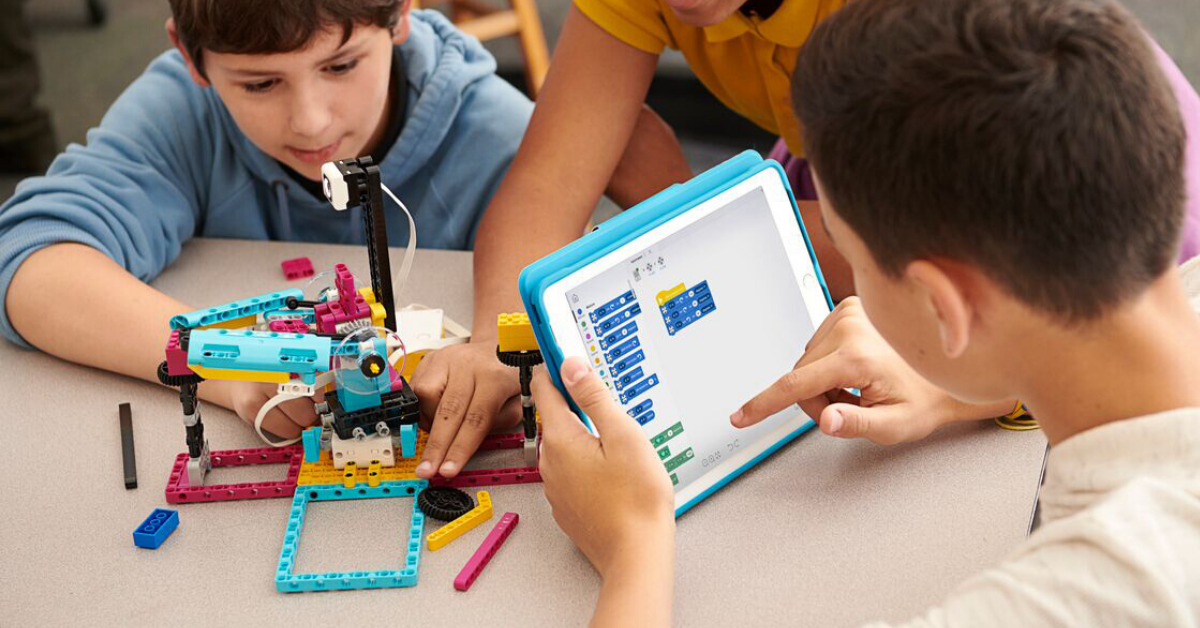 Official LEGO® Education Partner in Hong Kong